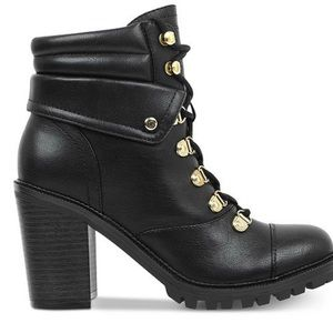 Guess New Boot Black size 8